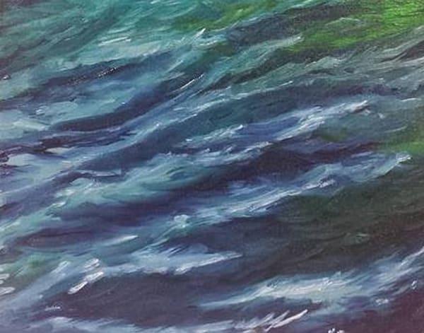 Glimpse Of The Dark Art | Nosco Fine Art