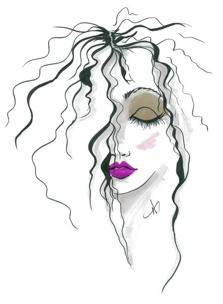 Sultry  Art | Holly Diann Harris, Visual Artist