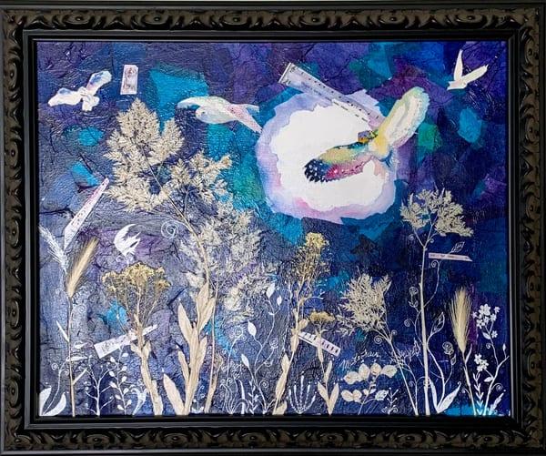 Midnight Garden Art | Mickey La Fave