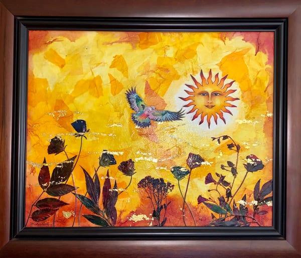 Blazing Sol Art | Mickey La Fave
