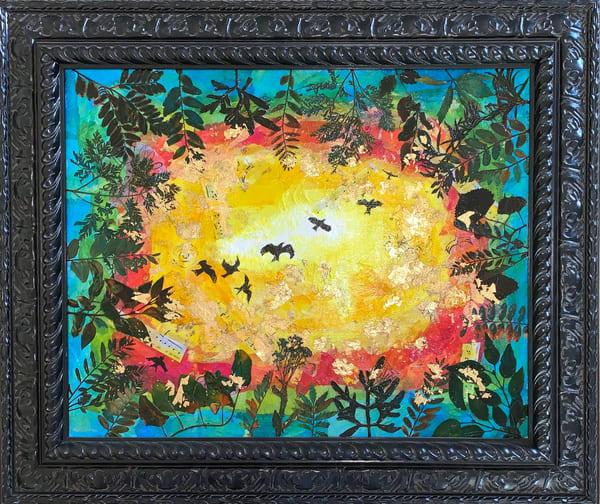 Phoenix Rising Art | Mickey La Fave