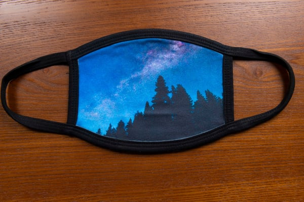 Summer Nights Mask | Call of the Mountains Photography