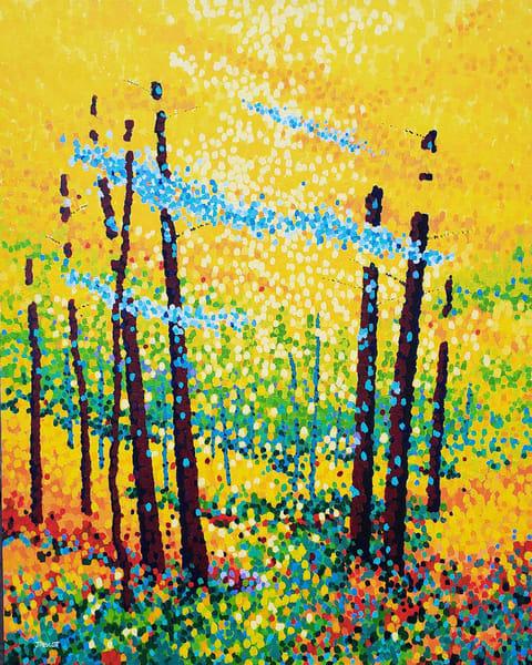 Autumn Festival Art | Jim Pescott Art