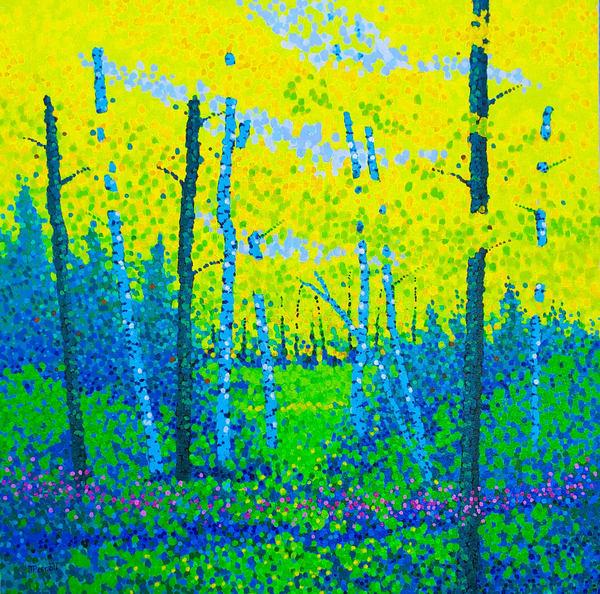 First Breath Of Autumn Art | Jim Pescott Art