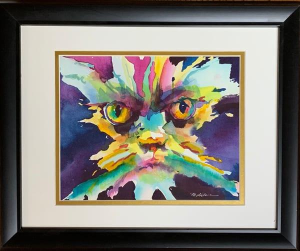 Bad Kitty Art | Mickey La Fave