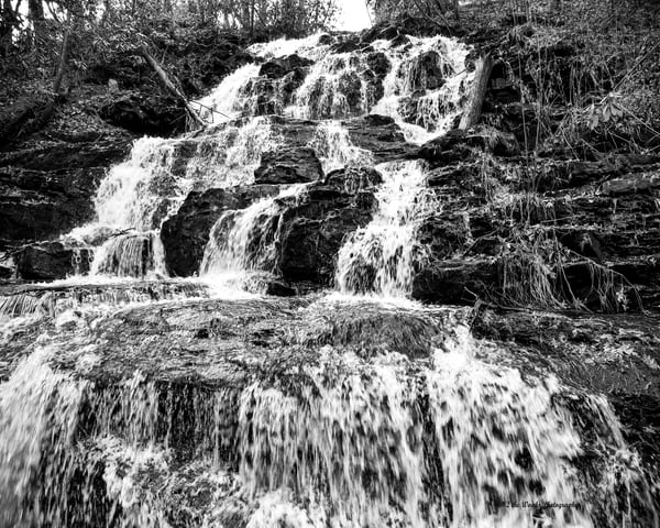Trahlyta Falls Photography Art | N2 the Woods Photography