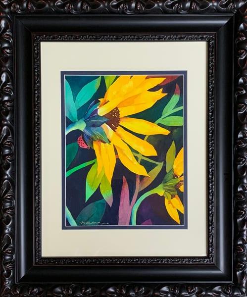 Sunflowers Art | Mickey La Fave