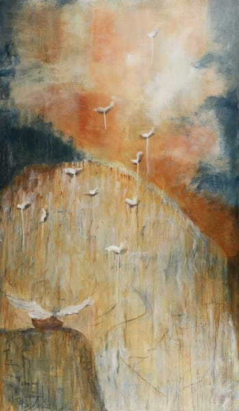 Messengers Of Flight Art | Jennifer Ewing