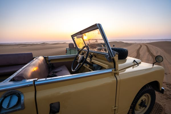 Series Land Rovers Photography Art | Tolowa Gallery