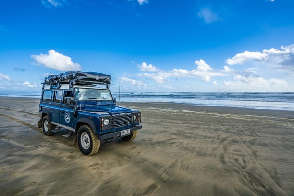 Defender, New Zealand 2 Photography Art | Tolowa Gallery