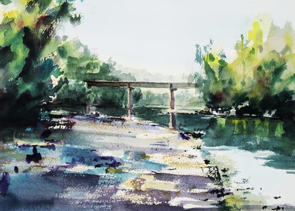 Missouri Rivers 1 Art | Steven Dragan Fine Art