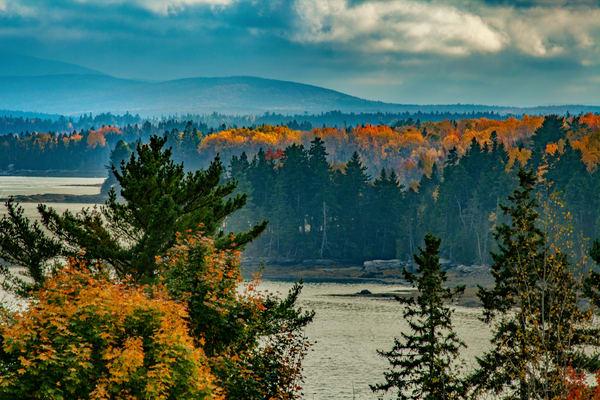 Autumn Unveiled Photography Art | David Lawrence Reade