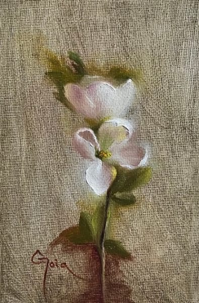 Twig And Blooms Art | Cristina Goia