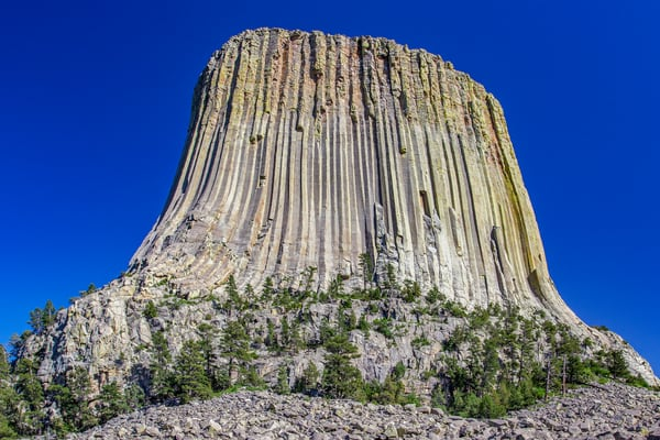 Devils Tower Photography Art | David Lawrence Reade