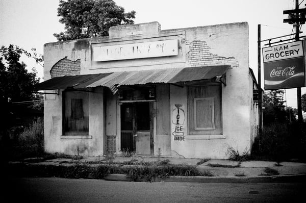 Kam Grocery Clarksdale Mississippi Photography Art | gary giles photographs