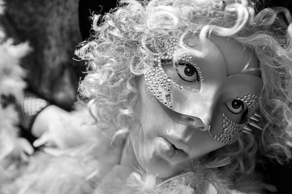 Masked Photography Art | Ed Lefkowicz Photography