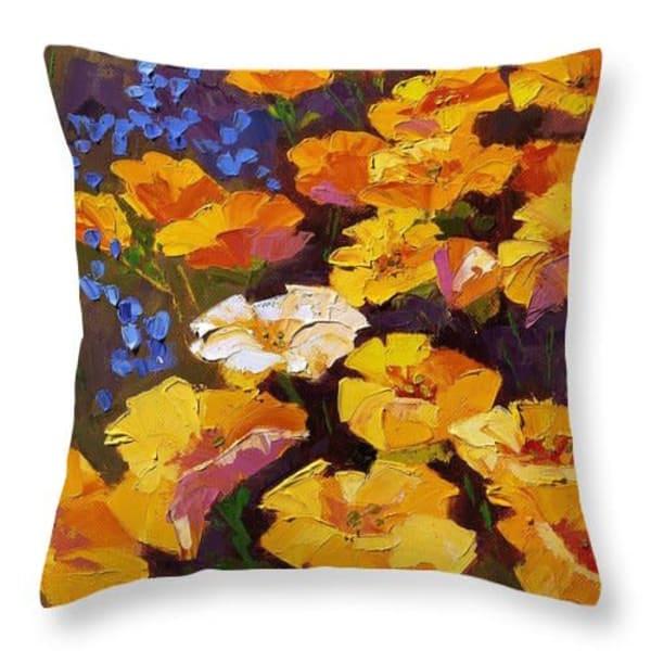 Pillows | Linda Star Landon Fine Art