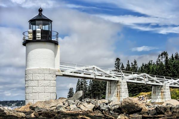 Marshall Point Maine Lighthouse