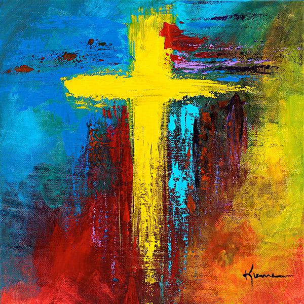 Cross No.2 Art | Kume Bryant Art