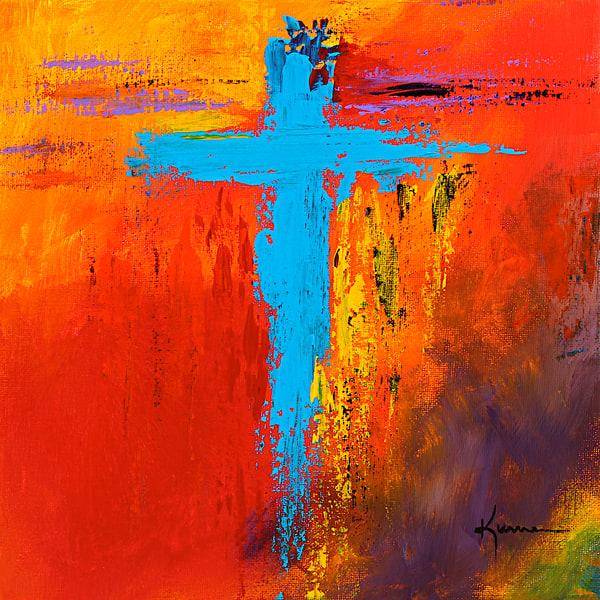 Cross No.3 Art | Kume Bryant Art