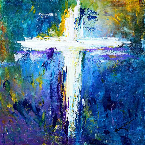 Cross No.4 Art | Kume Bryant Art