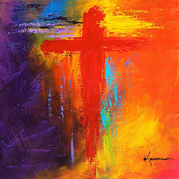 Cross No.1 Art | Kume Bryant Art