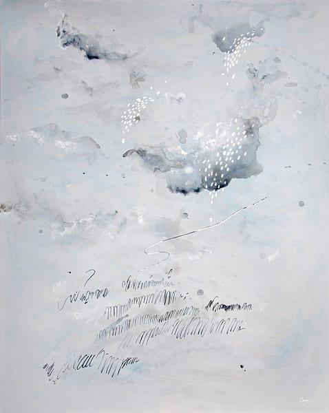 Nature's Lyric I Painting on Canvas by Artist  Deepa Koshaley