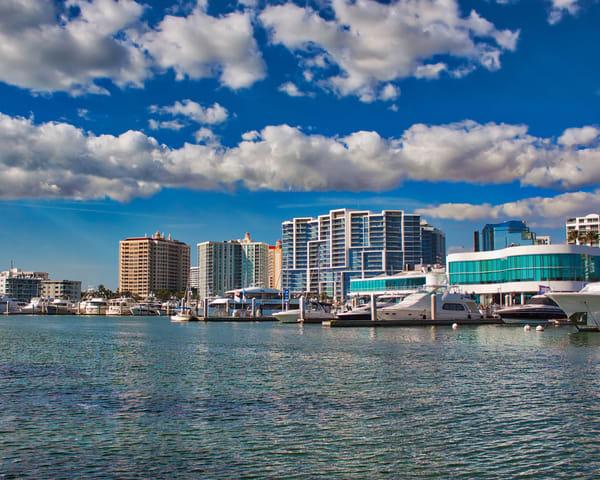 Sarasota Bayfront Photography Art | It's Your World - Enjoy!