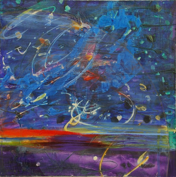 Magic Of The Night Art | All Together Art, Inc Jane Runyeon Works of Art