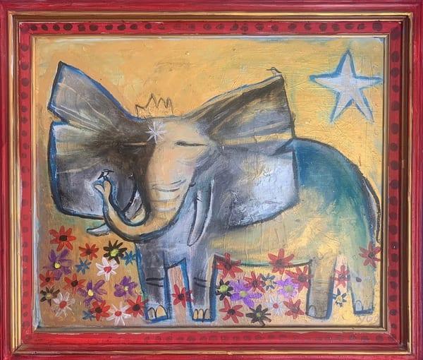 King Elephant Art | DuggArt
