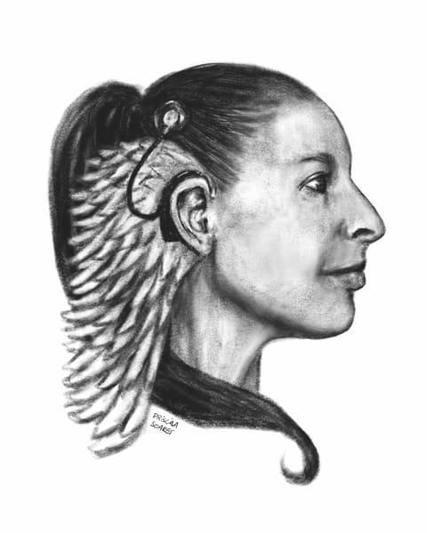 The Teacher Of The Deaf Art | Priscila Soares - MyLuckyEars