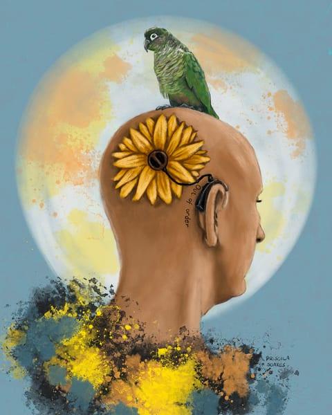 Full Of Charm Art   Priscila Soares - MyLuckyEars