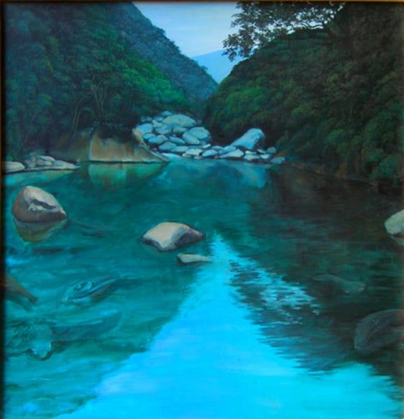 Mystery Lagoon Art   Scheihagen Art