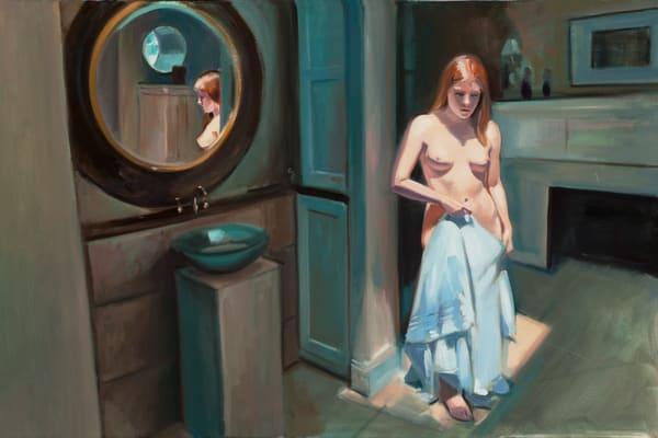 Inside Art | Adam Benet Shaw Studios