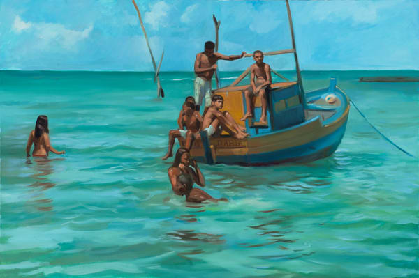 Bahia Art | Adam Benet Shaw Studios