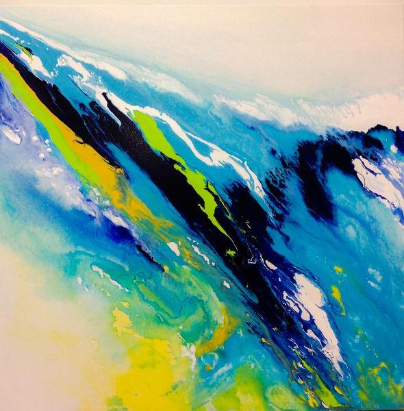 Spring Thaw Art | Bonnie Carter
