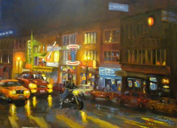 """Nashville Nocturne"" Art | C.A.S.H. Art ""all things artistic"""