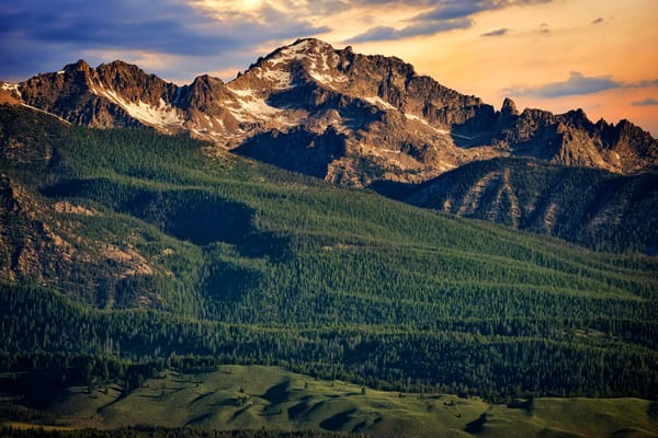 Decker Peak | Shop Photography by Rick Berk
