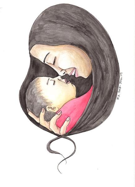 Nose To Nose Art   Priscila Soares - MyLuckyEars