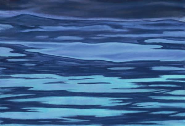Ocean Pastel Paintings