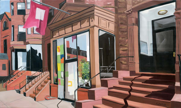Newbury Street Society by Paul William | Fine Art Prints for Sale