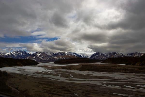 Majestic Denali Mountains 2 Art   DocSaundersPhotography