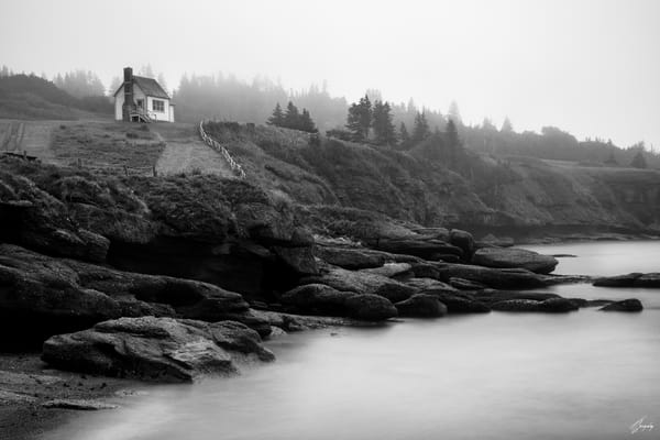 Misty Island Art | TG Photo