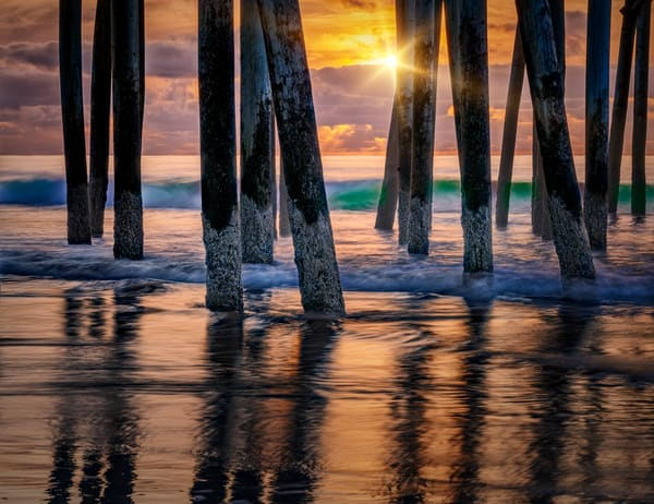 Old Orchard Beach Sunrise-CROP