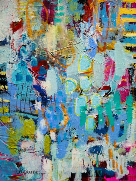 Betty Krause Art | Fine Art Paintings | Abstract Art