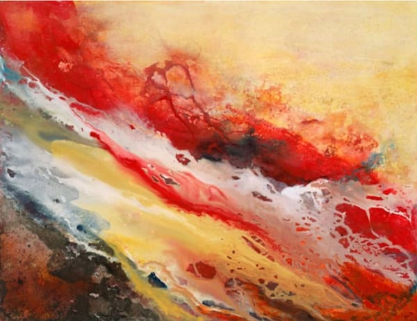 Fire And Water Art | Bonnie Carter