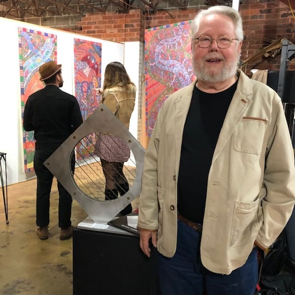 Artist Jim Grice Art | New Orleans Art Center