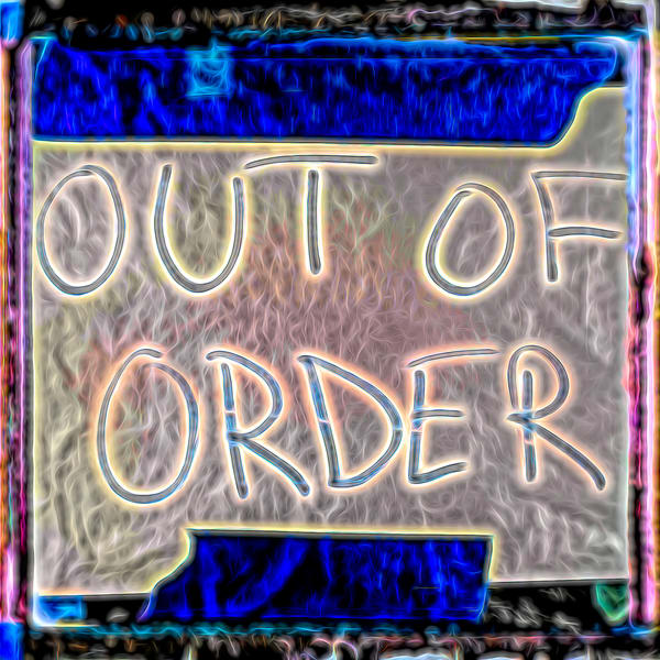 Out Of Order|Fine Art Photography by Todd Breitling