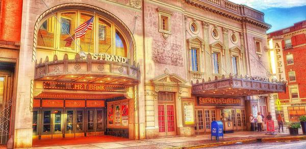 """Strand Capitol Appell Center"" Photography Art   Inspired Imagez"
