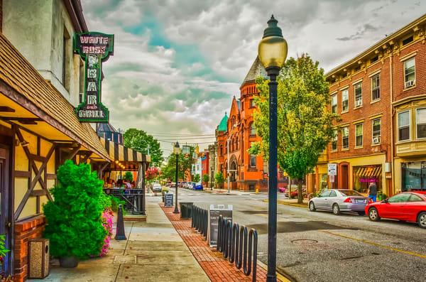 """Beaver Street York City"" Photography Art   Inspired Imagez"